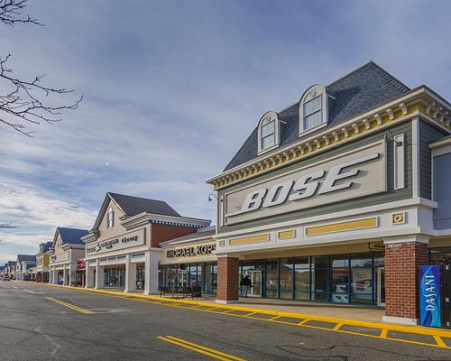Tanger Outlets, Riverhead, NY