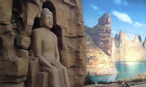 Grottoe Buddha