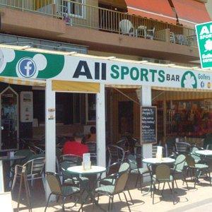 All Sports Bar