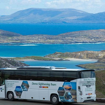 Multilingual Ring of Kerry Tour by Deros Tours -