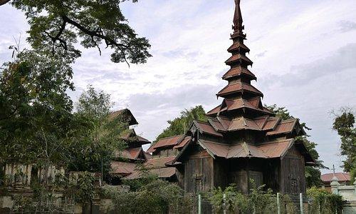 Tingaza Kyaung Monastery