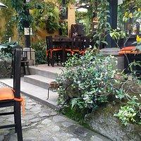 Vivero y Cafe La Escalonia