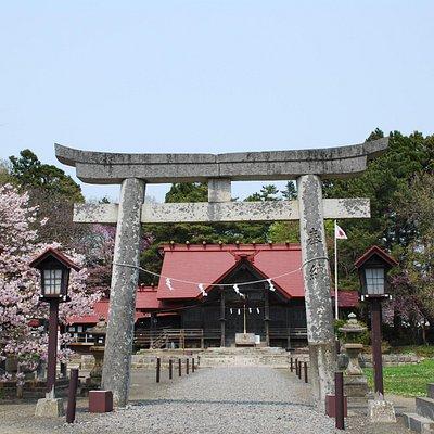 Matsumae Jinjya 3