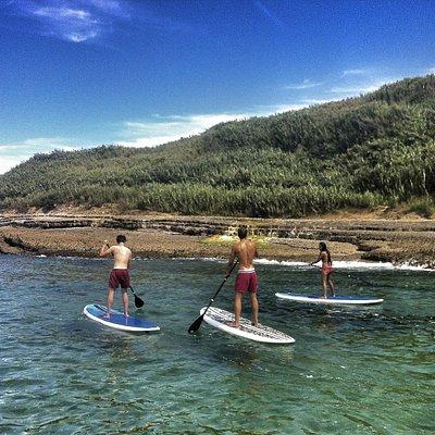 """ERICEIRA SUP"" World Surfing Reserve Tour #www.ericeirasup.com"