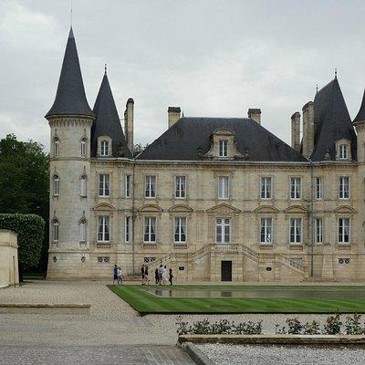 Chateau Pichon Longueville Comtesse de Lalande