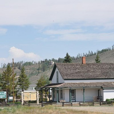 The Cozens Ranch Museum