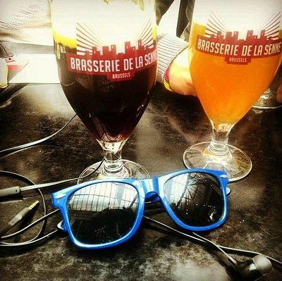 Brussels Pub Crawl, summer edition