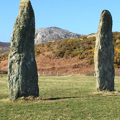 Nearby Standing Stones