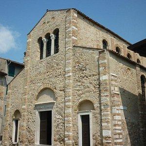La Basilica di Santa Maria delle Grazie a Grado (GO)