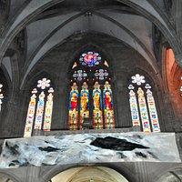 Mulhouse, temple st. etienne