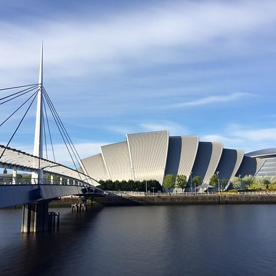 Clyde Auditorium - The Armadillo