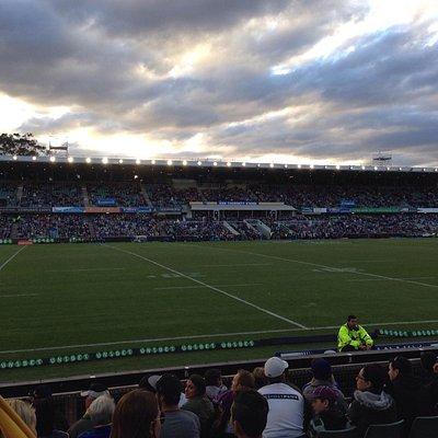 Pirtek Stadium-Parramatta