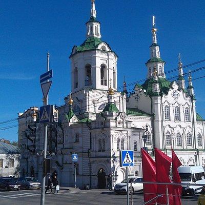 Церковь Спаса