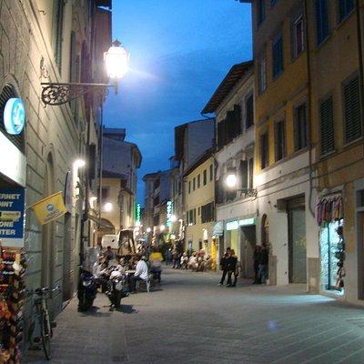 Via Faenza Firenze