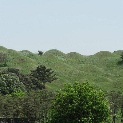Bullo-dong Ancien Tomb Park