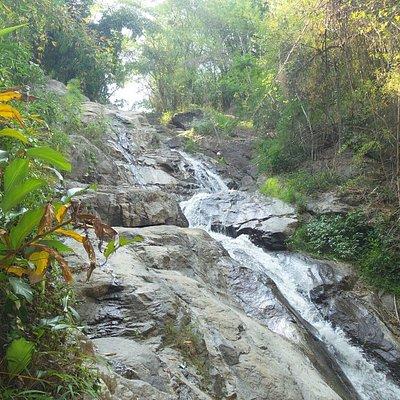 Pin Tauk Waterfall