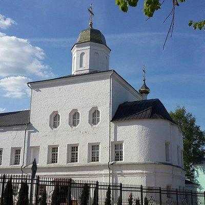 Спасо-Вознесенский женский монастырь