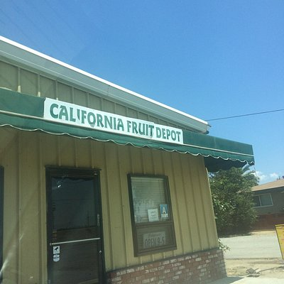 ‪California Fruit Depot‬