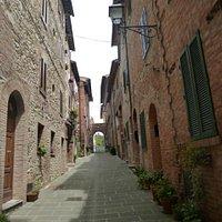 Castelnuovo di Berardenga- Toscana