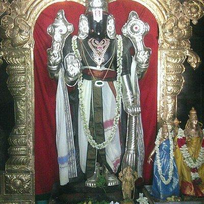 Chenraya Perumal Temple
