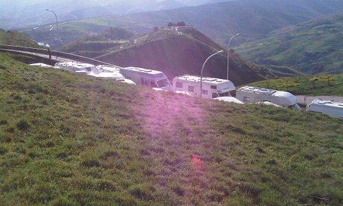 Raduno dei Camper al Planetario di Anzi