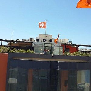 EC school terrace