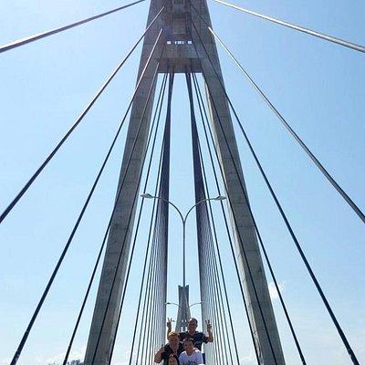@Balerang Bridge_ photo taken by Iwan