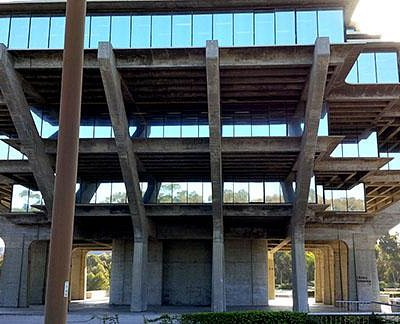 Geisel Library exterior