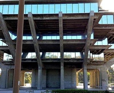 Geisel Library exterior