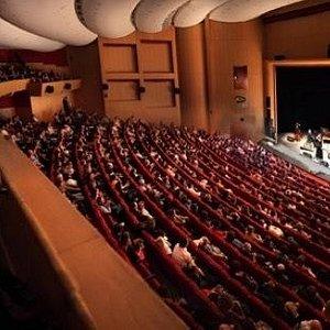 Nice and modern main hall