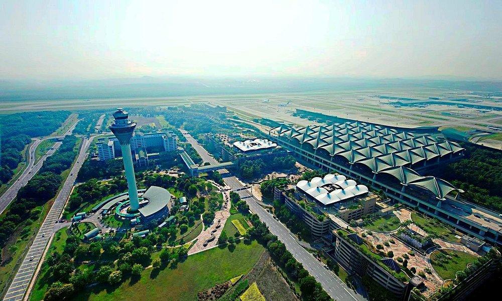 Kuala Lumpur International Airport KUL/KLIA, Sepang, Malaysia