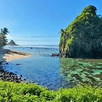 Shoreline East of Pago Pago