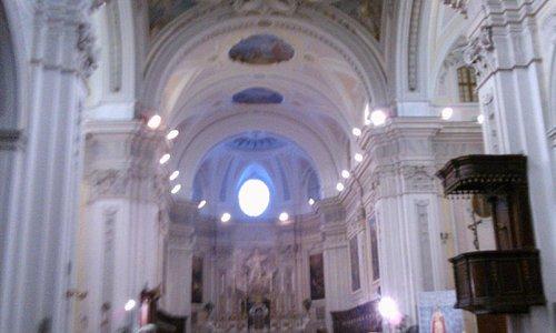 Cattedrale-Navata centrale