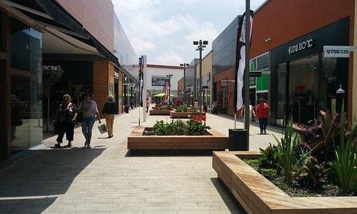 Inner street