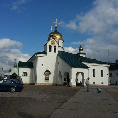 Свято-Троицкий Собор в Колпино