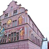 Mulhouse, hotel de la ville