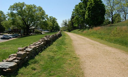 The Sunken Road