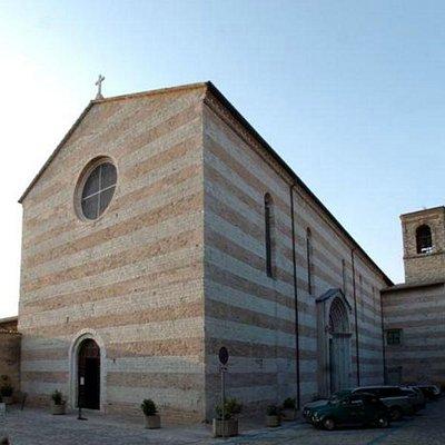 Chiesa di San Domenico - vista da fuori