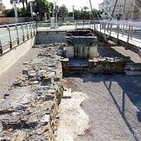 panoramica scavi