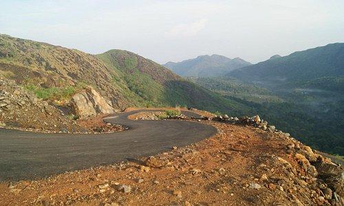 Road to Illikkal Kallu