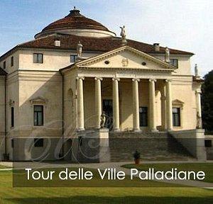 Tour delle Ville Palladiane - Noleggio Auto con Conducente Conegliano Limoservice