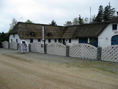 Høvlehuset i Blåvand