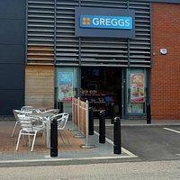 Greggs, Croft Retail Park, Bromborough