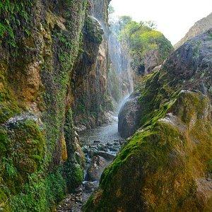 Asiab Kharabeh Waterfall