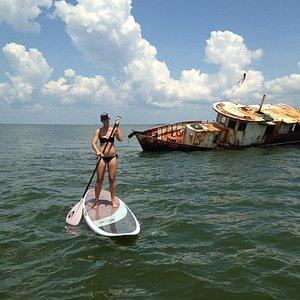 Shipwreck Excursion