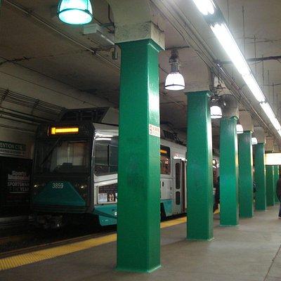 MBTA - Subway System!!!