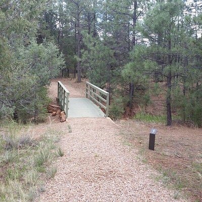 Trail at Glorieta Pass Civil War Park