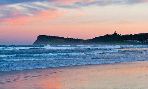 Sunset Seven Mile Beach Lennox Head