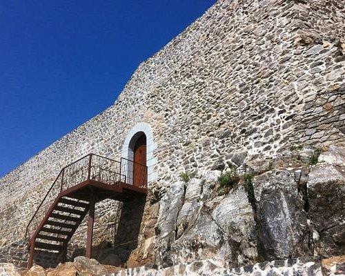 Recinto Fortificado del Castillo de Aracena.