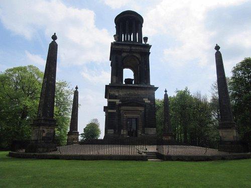 The Rockingham Mausoleum